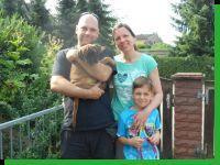 Giulietta von Achtern Diek Wurftag: 01.06.2014 Zuchtbuchnummer: 1239-g1-h3
