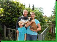 Hannibal von Achtern Diek Wurftag: 28.04.2016 Zuchtbuchnummer: 1239-h1-r1